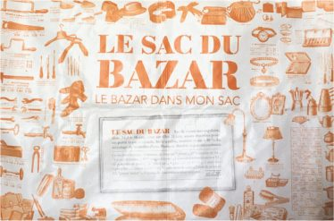 bhv sac bazar identite visuelle creation