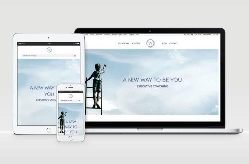 way2autonomy branding webdesign